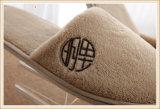 Llegada de la nueva banda de alta calidad de lana Disposalbe Coral Hotel zapatilla