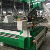 Woodworking Machine de découpe CNC avec quatre processus