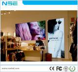 El LED en pantalla grande grande de interior artesona la visualización de LED P3 P4