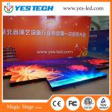 Farbenreiches hohes im Freienmeldung-Zeichen der Helligkeits-LED