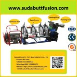 Lessive 90mm, 160mm, 200mm, machine de soudure par fusion de bout de HDPE de 315mm