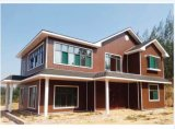 فولاذ بناء لأنّ دار مع تجهيز من صاحب مصنع