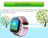 De Beste Gift van de bevordering van GPS van Jonge geitjes het Horloge van de Drijver (D26)