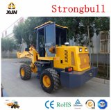 Zl16 de alta calidad 1600kg cargadora de ruedas para la venta