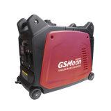 L'alimentation portable 2.3kVA 12V DC INVERTER Générateur de clé de l'essence
