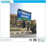 P10 a todo color exterior gran pantalla LED pantalla de instalación fija