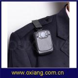 1080P 2.0 câmera mega da polícia do sensor H. 264 do CMOS dos pixéis da polegada Screen16
