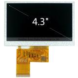 4.3インチLCDの網戸の鐘のモニタ及びPDA LCDの表示パネル