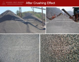 150 TPH usine de concassage de roches de granit