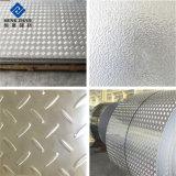 Le PEHD/PVDF Couleur bobine en aluminium/aluminium recouvert de feuille de marché/fabricant