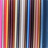 Кожа Faux оптового высокия стандарта Животн-Содружественная Textured для софы мебели