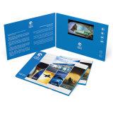 Kundenspezifischer Spieler-verschickbarer Einladung LCD-Bildschirm-videogruß-Karten-Bekanntmachen