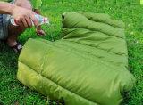高品質の空の綿のエンベロプの寝袋