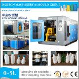 5L HDPE/PE füllt automatische Plastikgebläse-Maschinerie ab