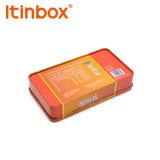 Металл Tablets коробка для стационара и клиника с Tinplate качества еды