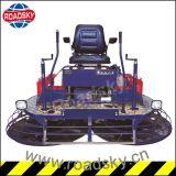 Tipo de condução em estrada de concreto com Motor a Gasolina de pedreiro de acabamento a máquina