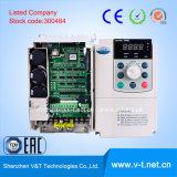 Mecanismo impulsor 0.4 de la CA del control de Vectol del funcionamiento de /High del inversor de la frecuencia de la variable de control de la toca del control de vector de V&T R&D/Manufactury V6-H/del control de la torque a 3.7kw - HD