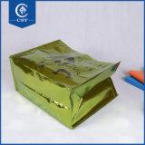 슈퍼마켓 쇼핑 Laser에 의하여 박판으로 만들어지는 PP 금속 짠것이 아닌 디자인 부대