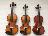 Musik-Instrument-Fabrik-preiswerte Preis-Kursteilnehmer-Violine mit Violinen-Harz