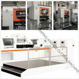 Post Close Packing Machine Foil Stamping and Die Cutting