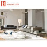 Mobilia sezionale moderna su ordinazione dei sofà per stanza anteriore