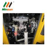 geluiddichte Diesel 165kVA 180kVA Generator met Perkins voor Fabriek