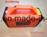 120000mAh batería portable de la potencia de batería de los accesorios de ordenador del teléfono móvil TV DVD para la emergencia del temblor de la tierra