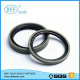 PTFE уплотнения поршня для клапана Сделано в Китае
