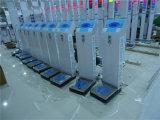 電子硬貨によって作動させる重量を量る機械