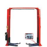 Pfosten-Auto-Aufzug der Produkteinführungs-Tlt245at 2 der verschiedenen kleinen und Fahrzeuge mit Gesamtgewicht unter 4.5t in der Garage und in der Werkstatt
