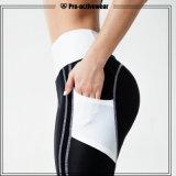 Nuove ghette delle donne dell'abito di forma fisica di usura di compressione del commercio all'ingrosso di stile