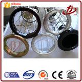 Gabbia industriale di sostegno del sacchetto filtro della gabbia del filtro da Colelctor della polvere