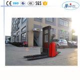 China apilador eléctrico, 1.500 kg de capacidad, 4500mm de altura de elevación, el sistema EPS, AC Drive