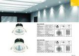 7W 돌릴수 있는 옥수수 속 LED 천장 스포트라이트