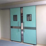 Puerta automática de acero del hospital de /Stainless de la puerta deslizante automática/de la puerta hermética