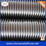 Boyaux flexibles métalliques ondulés annulaires d'acier inoxydable
