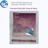 De mondeling Pillen & Poeder Dianabol van Dbol van Steroïden voor het Verlies Dianabol van het Gewicht