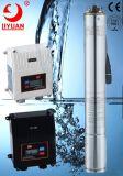 4 Polegada Liyuan 220V. bomba de água de poços 0,750.55HP kw Motors