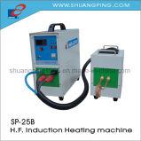 Машина топления индукции Sp-25b высокочастотная