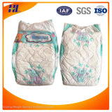 通気性の綿のBacksheetの使い捨て可能な赤ん坊様式のおむつ