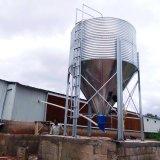 La estructura de acero de alta calidad con sistema de control del medio ambiente