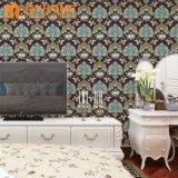 Belo interior de parede Decoração Floral Clássico