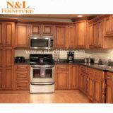 Gabinete N & L Real Cherry Oak Solid Wood Kitchen