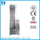 Chambre d'essai climatique automatique de l'eau avec douche Chambre d'essai Grade IP IPX5 / IPX6