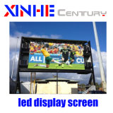 P6 écran LED de plein air Affichage LED Super Slim et de la lumière de l'écran à affichage LED