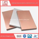 Los paneles de pared decorativos de aluminio para muro cortina exterior /Portada /el Revestimiento de techo