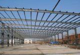 Edificio de la estructura del marco de acero de la dimensión de una variable de Specail con diversos palmos