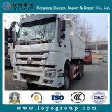 La Chine camion HOWO Sinotruk 6X4 371HP 20m3 Camion-benne