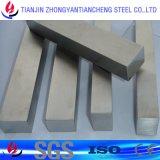 304 304L Barre carrée en acier inoxydable dans le coin aigu en stock