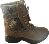 По-разному ботинки безопасности кожи замши цвета